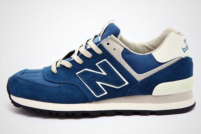 New Balance 574 (Made In England) - Sneaker Freaker