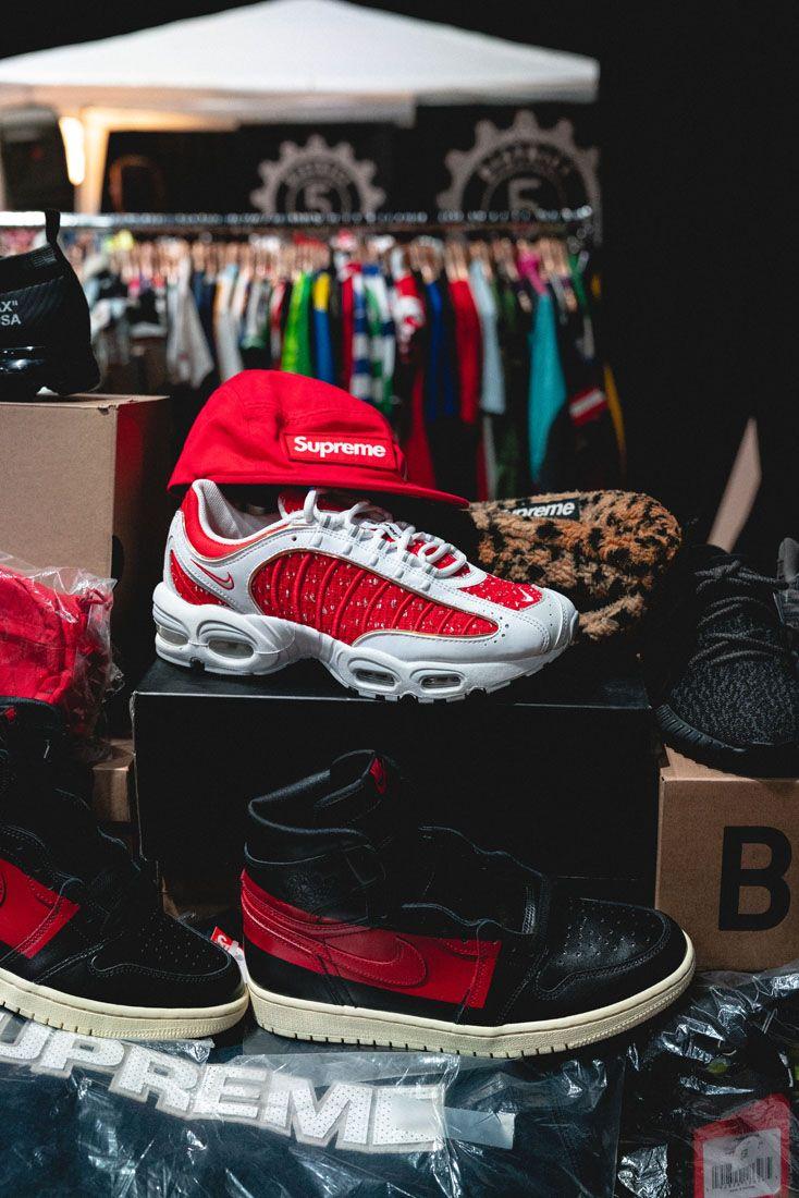 Sneakerness Zurich 2019 Event Recap 9 Supreme Nike Air Max Tailwind 4