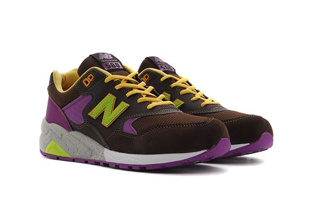 New Balance 580 Japan Exclusive Pack By Livestock 8