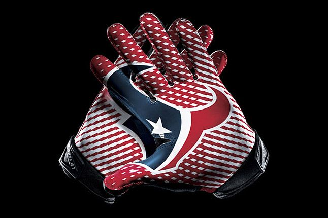 Houston Texans Glove 1