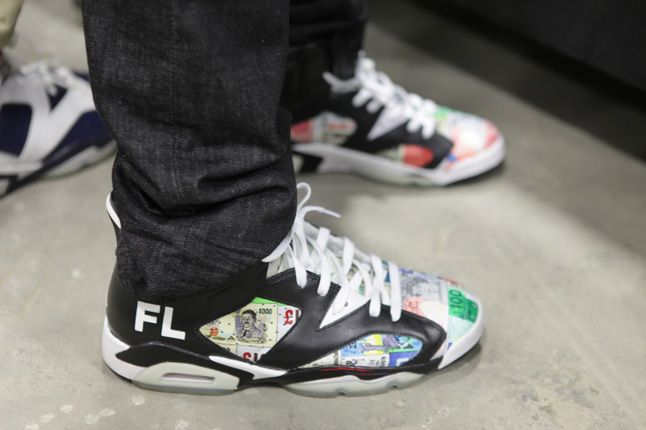 Sneaker Con New York Jordan 6 Money 1