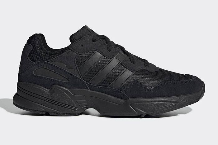 Adidas Yung 96 Triple Black 1