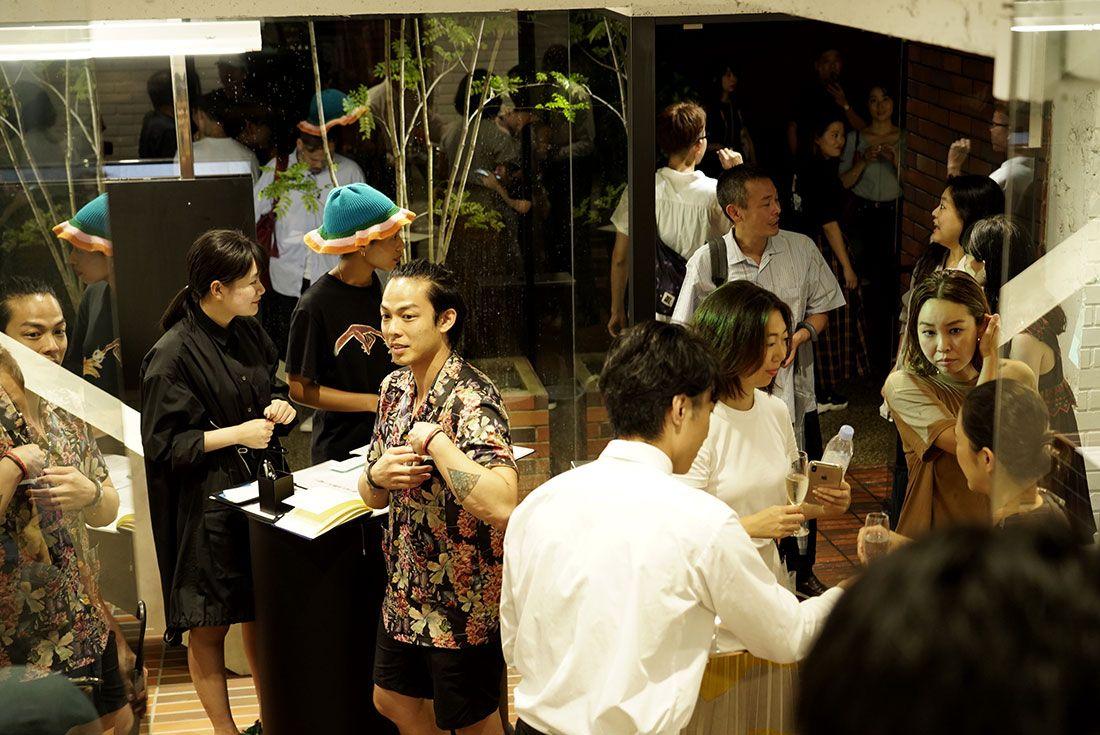 Tokyo Pop Up Launch Sacai X Nike Party4