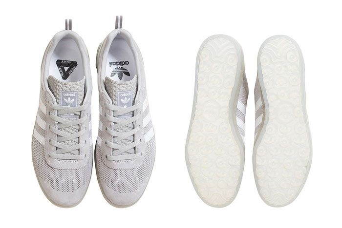 Adidas Palace Palace Pro Grey Top Bottom