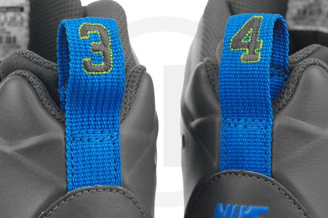 Nike Air Max Barkley Dark Grey Photo Blue Green Heels 1