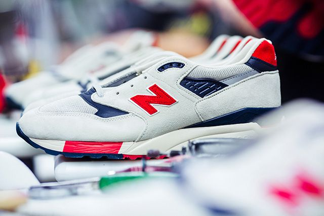 Jcrew New Balance 998 Made In Usa Independence Day 2
