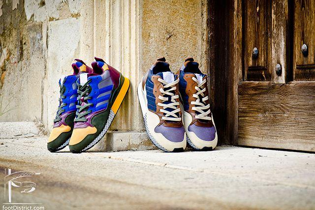 Kazuki X Adidas Zxz 930 Foot District 3