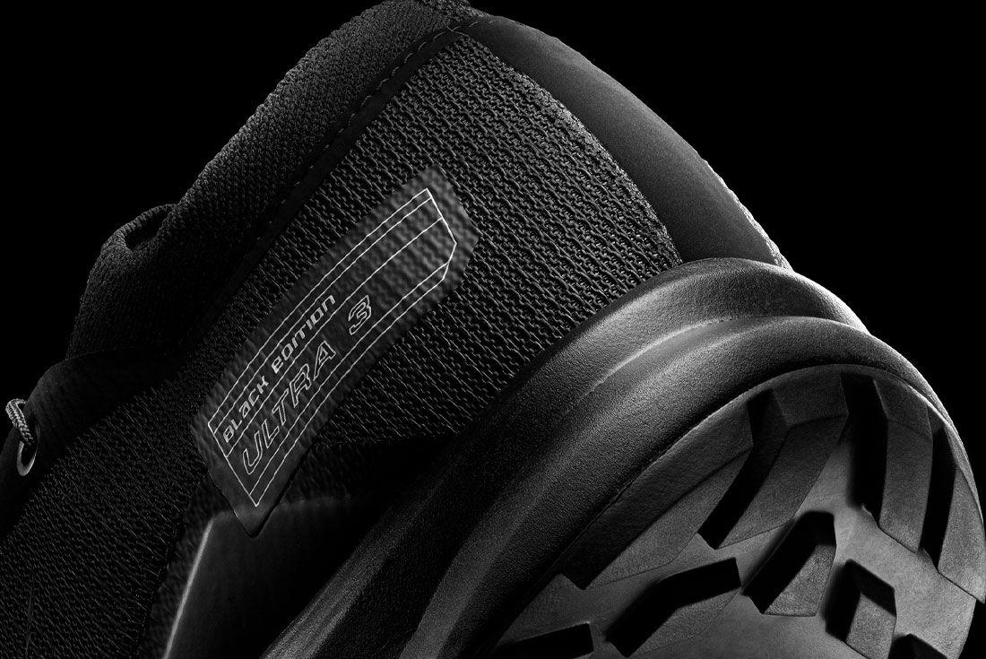 Salomon Advanced Black Edition Ultra