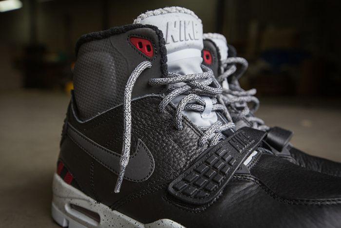 Nike Air Trainer Sc Ii Boot Black Cement6