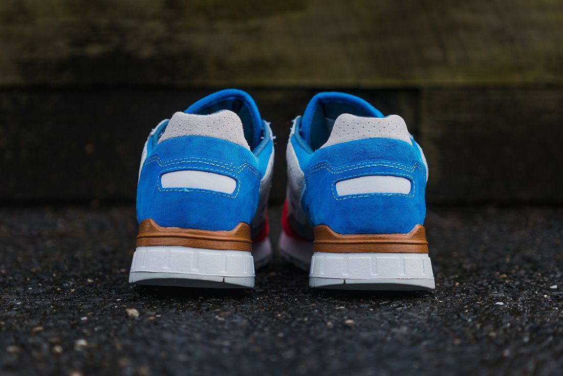 Sneakers76 X Saucony Shadow 5000 The Legend Of God Taras16