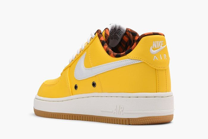 Nike Air Force 1 07 Lv8 Varsity Maize Yellow 5