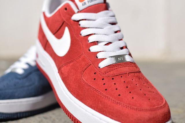 4 Nike Af1 Suedex2