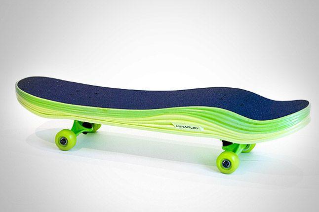 Lunarlon Skateboard 1