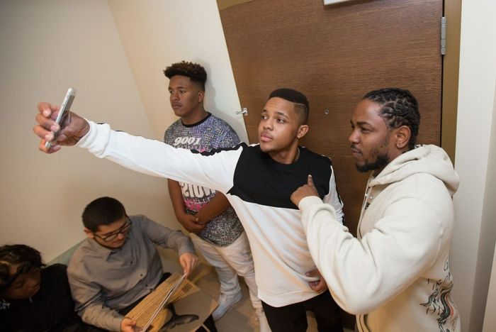 Reebok Kendrick Lamar Grammy 6