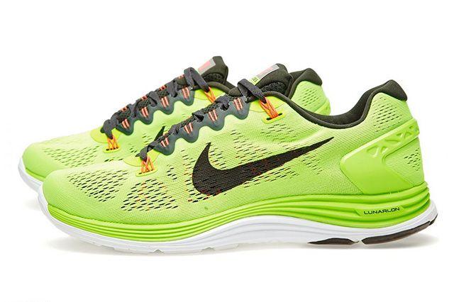 Nike Lunarglide 5 Flash Lime