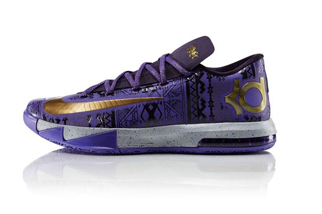 Nike Sp14 Bhm Basketball Kd Vi