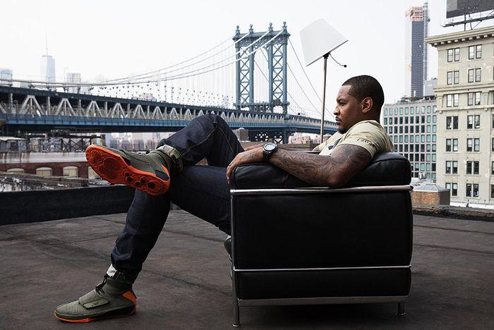 Jordan Brand Carmelo Anthony Rag Bone 1