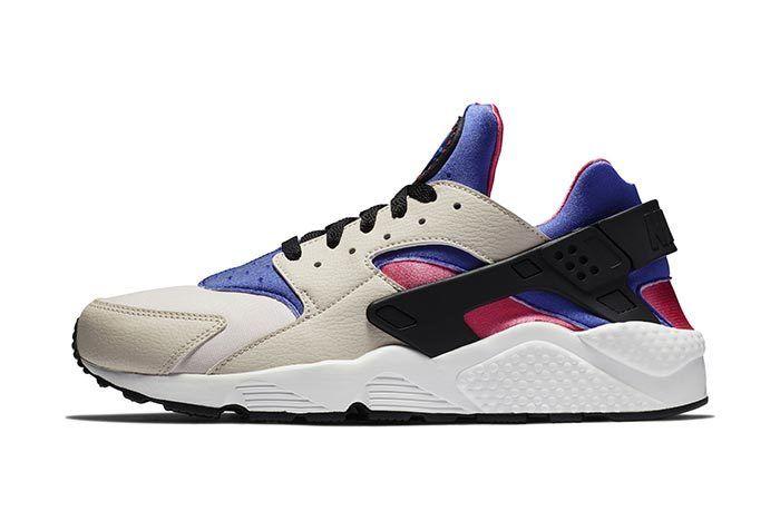 Nike Air Huarache Purple 5