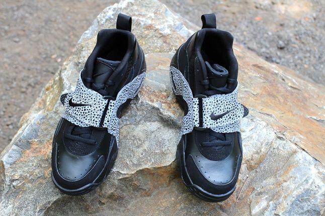 Nike Air Veer Premium Black Safari 2