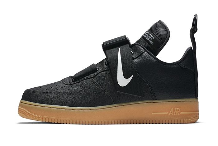 Nike Air Force 1 Low Utility Black Gum 2