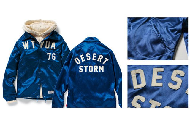 Wtaps Ebbets Capsule Collection 3