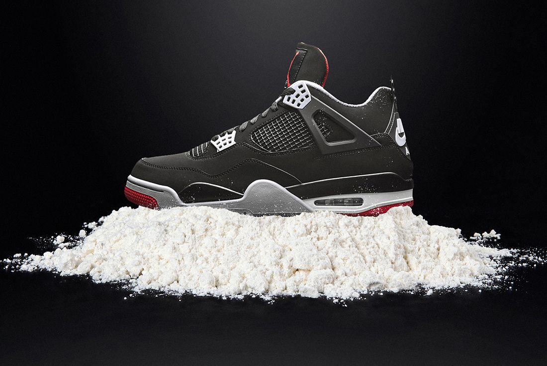 new york police sneaker auction air jordans hero