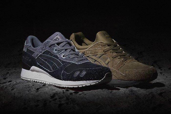Size X Asics Gel Lyte Far Side Of The Moon Pack 5