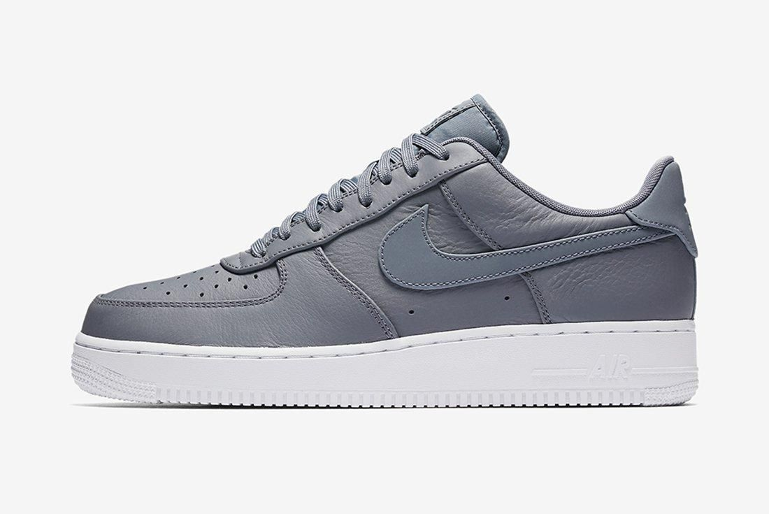 Nike Air Force 1 Refelctive Swoosh Pack 8
