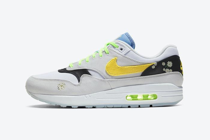 Nike Air Max 1 Daisy Lateral