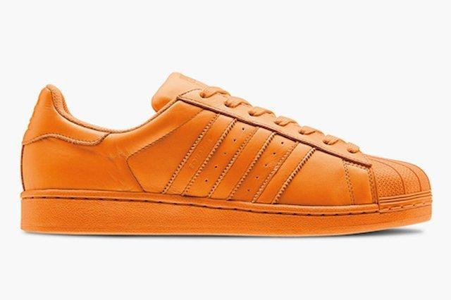 Adidas Superstar Supercolor Orange