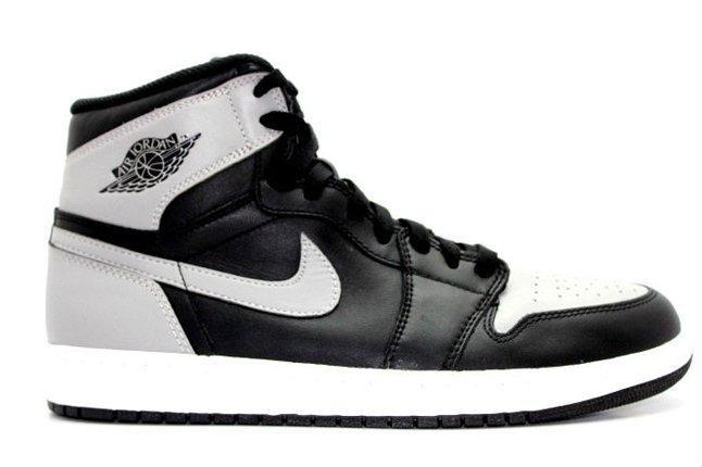 Air Jordan 1 Retro High Og Black Grey 1