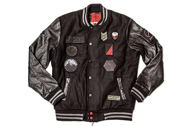 Pony X Rothko Jacket