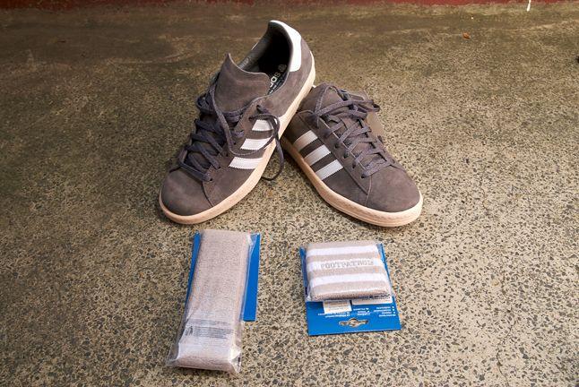 Adidas Campas Footpatrol Brown 1