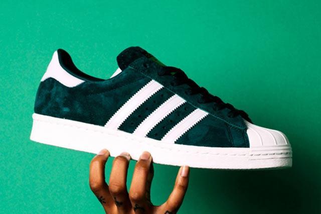 Adidas Superstar Suede 3