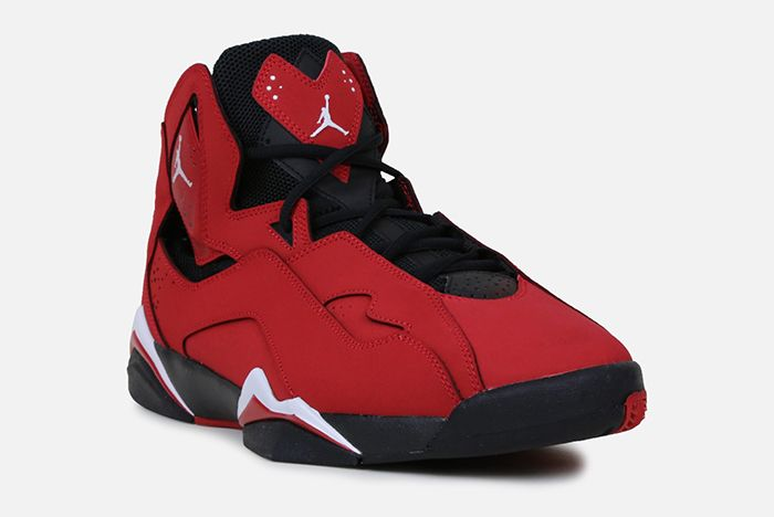 Air Jordan True Flight Gym Red3