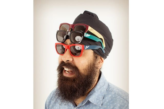 The Hundreds Fall Winter 2013 Eyewear Profile Gurusingh 1