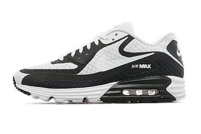 Air Max Lunar90 Breeze Black White 2