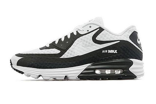 Air Max Lunar90 Breeze Black White 2