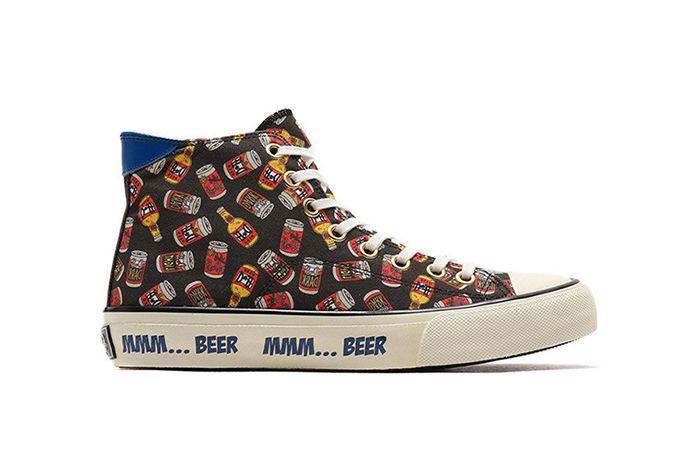 Simpsons Sneaker Freaker Copy