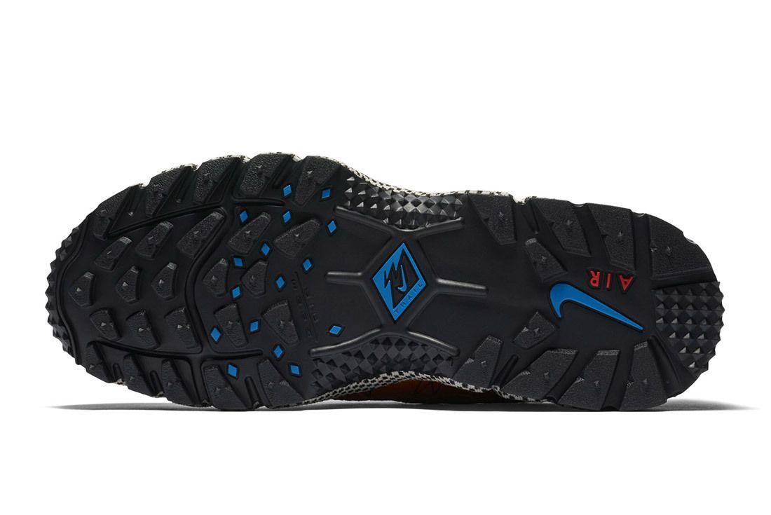 Nike Air Humara Red Blue Brown 8