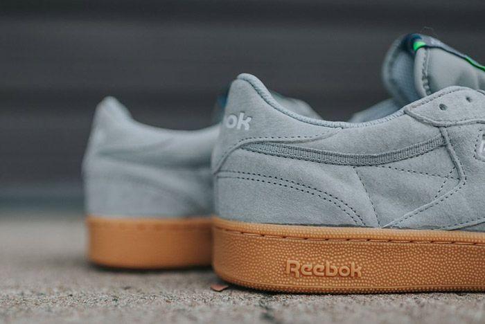 Reebok Club C 85 Baseball Grey Gum 6