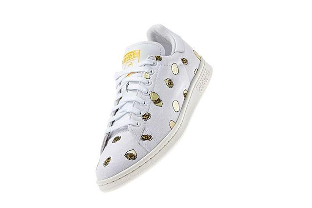 Adidas Originals Stan Smith Lemon 5
