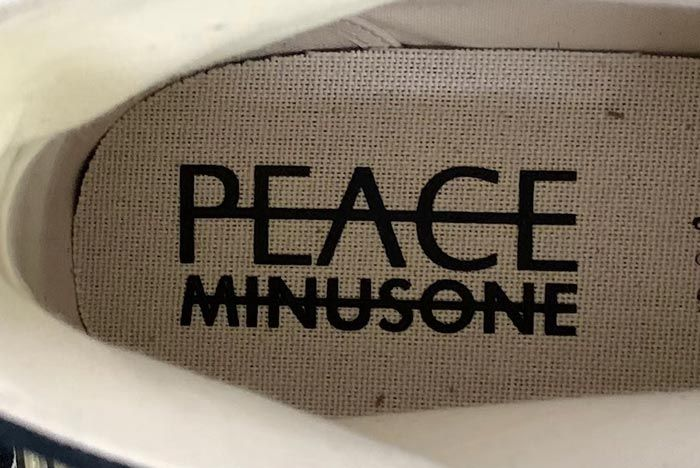G Dragon Peaceminusone Converse Chuck Taylor All Star Insole