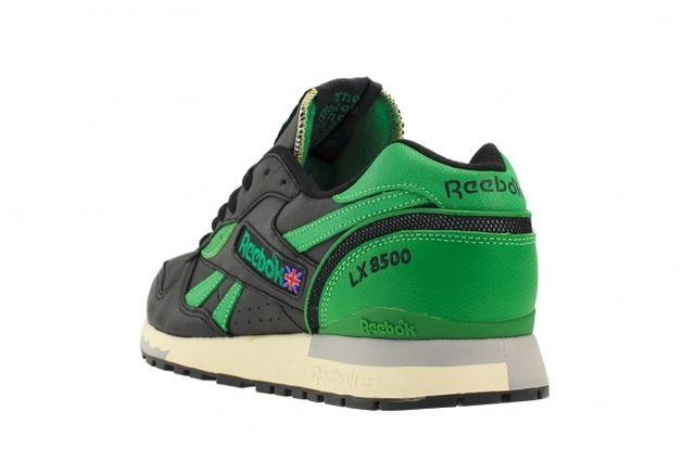Reebok Lx 8500 Green Paperwhite 1