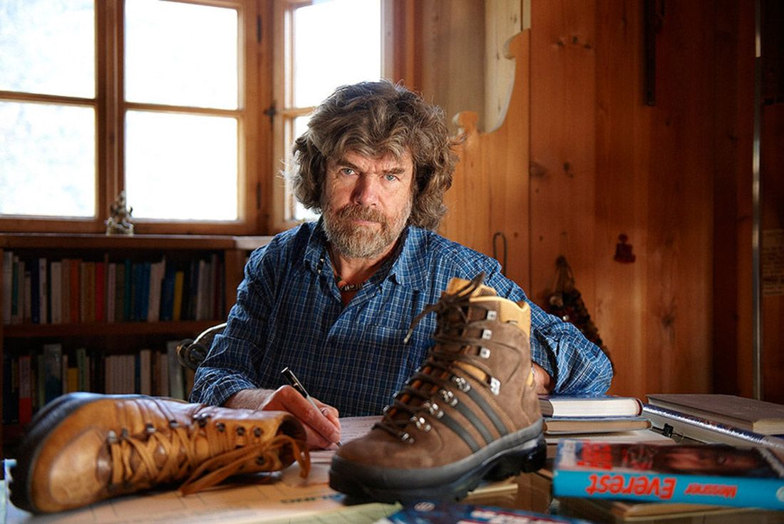 Material Matters The History Of Gore Tex Reinhold Messner