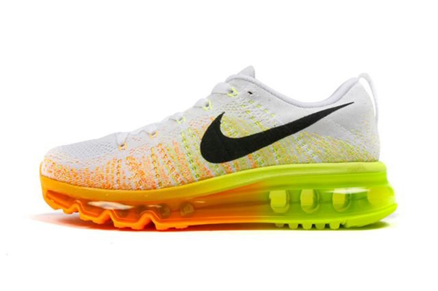 Nike Flyknit Max Summer Colour Collection 6