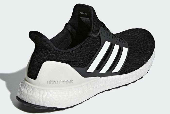 Adidas Ultra Boost Show Your Stripes Core Black Cloud White Carbon Aq0062 9