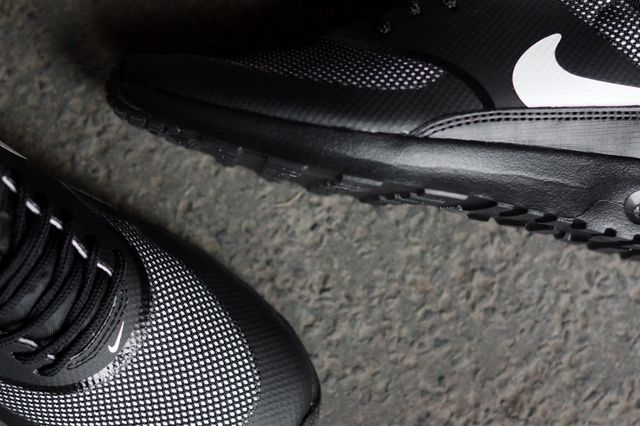 Nike Air Max Thea Black White 1