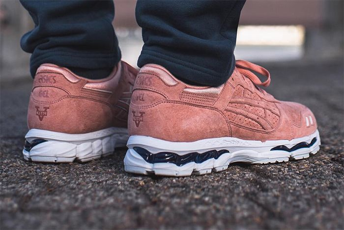 Ronnie Fieg Assics 3 1 1