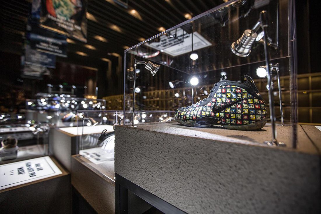 Nike Foamposite Retrospective Exhibition Hits Shanghai6